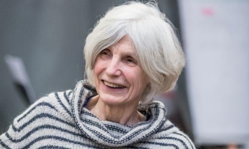 Happy Birthday Caryl Churchill Stage Voices